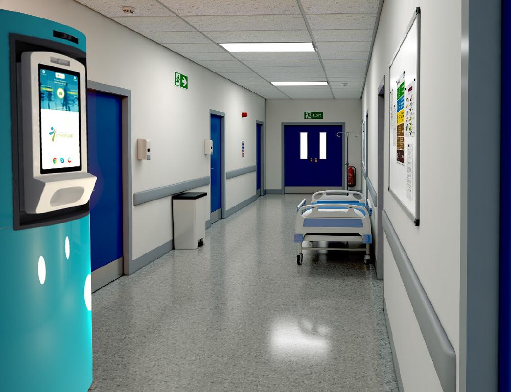 luft reinigen krankenhaus